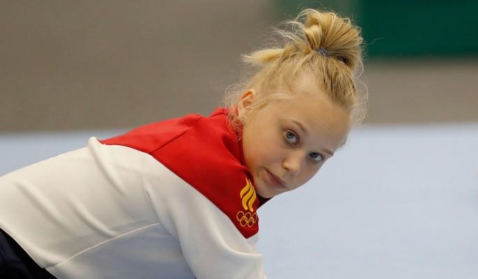 Надпись на груди гимнастки Мельниковой вызвала скандал