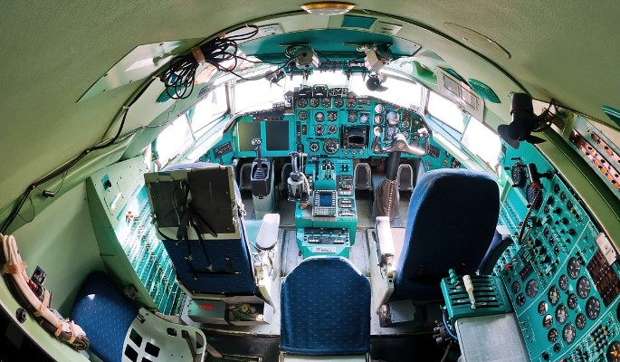 Самоубийственные действия пилота Ту-154 восстановили по минутам