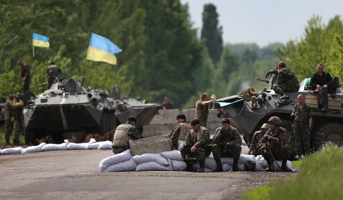 Украина готовится к мгновенному захвату Донбасса