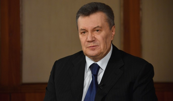 Янукович публично поиздевался над Киевом