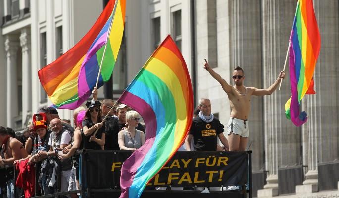 Вся правда о гей-любви