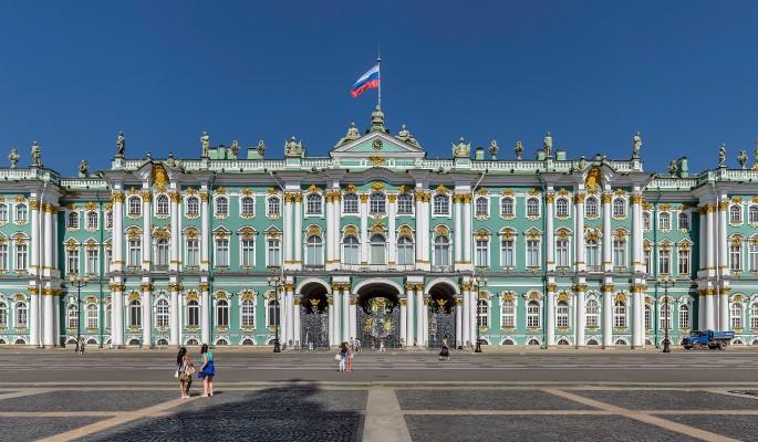 Тайны и легенды Зимнего дворца