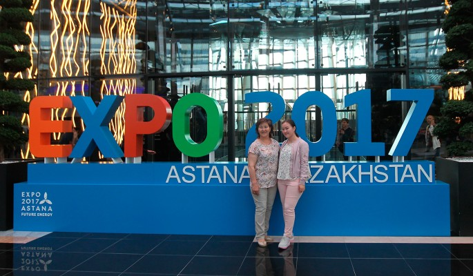Казахстан становится новой туристической Меккой