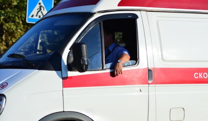 Полуторагодовалый малыш выжил при падении из окна
