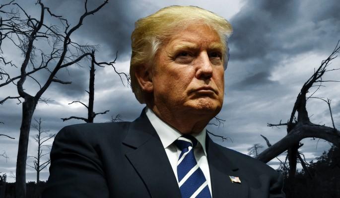 Земле из-за Трампа грозят кислотные дожди