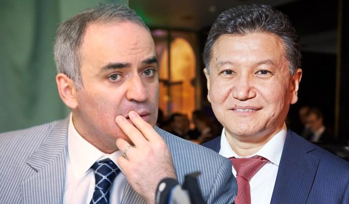 Илюмжинов объяснил неожиданное решение Каспарова
