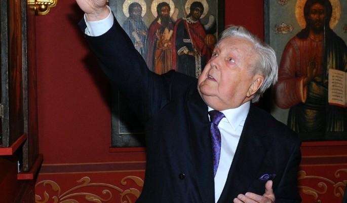 Могила Глазунова стоит 30 миллионов рублей
