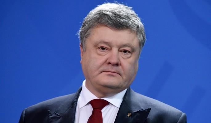 Отвергнутый Европой Порошенко пошел вразнос