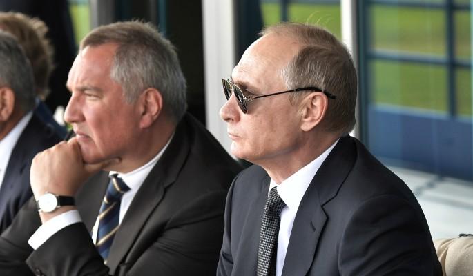 Рогозин: Я специально отказался от мороженого Путина
