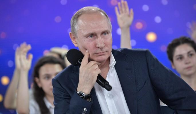 Топ-10 вопросов Путину от детей