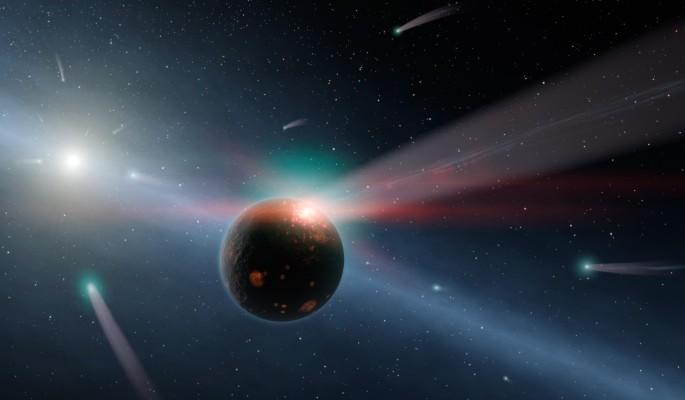 Огромный астероид угрожает Земле катастрофой