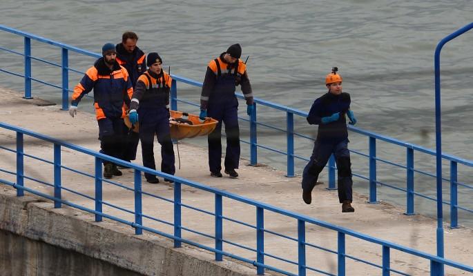 Расследование крушения Ту-154 в Сочи затягивается на год