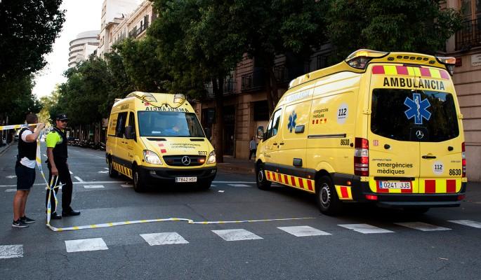При теракте в Испании пострадала россиянка