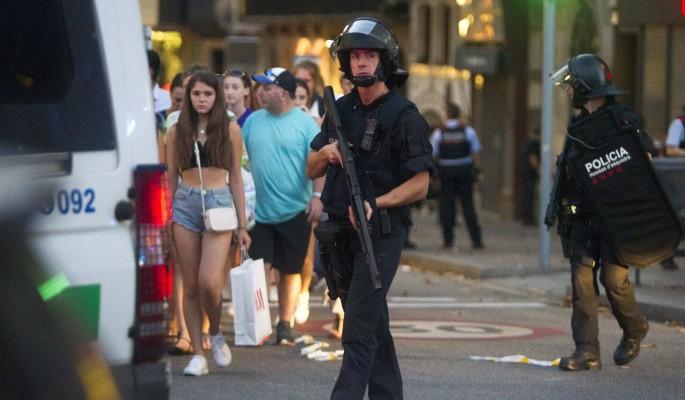 Полиция Барселоны опозорилась во время теракта