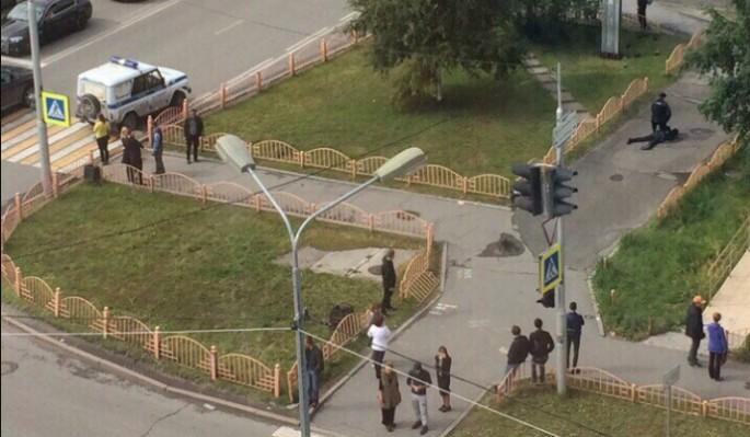 Сургут охватила паника после резни в центре города