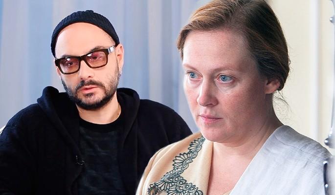 Известная актриса грязно выругалась из-за Серебренникова