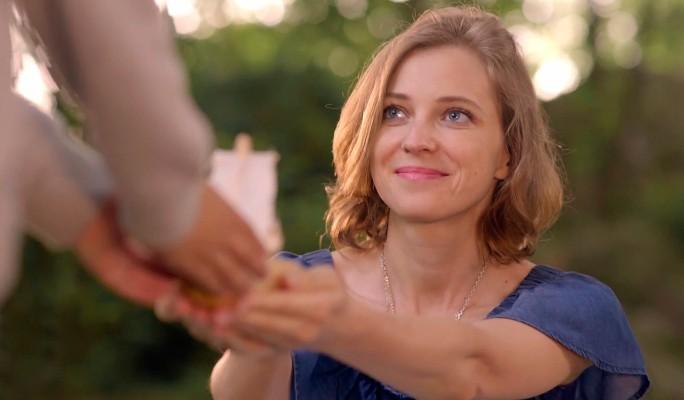 Наталья Поклонская снялась в романтичном клипе (видео)