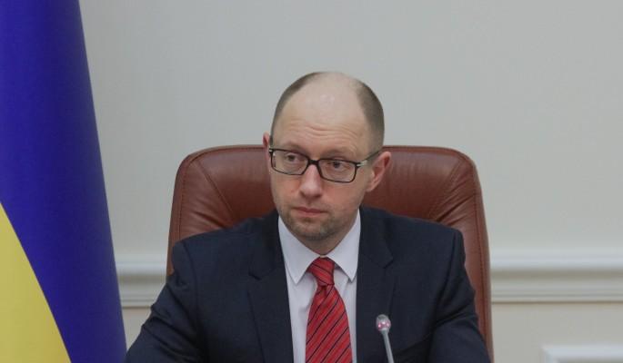 Яценюк в образе агента ЦРУ развеселил соцсети