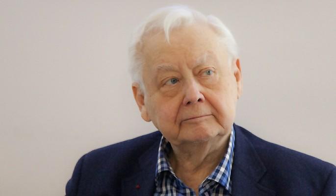 Олег Табаков посмеялся над своим возрастом