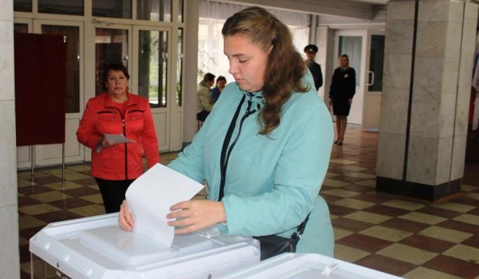 Явка на выборах в Саратовской области превысила 46%