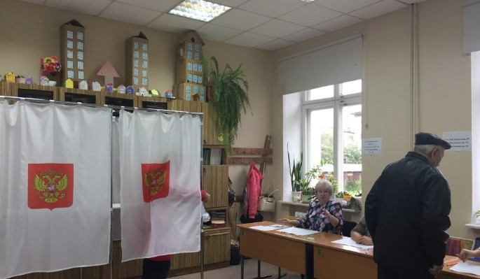 Саратовская область поставила рекорд по явке избирателей