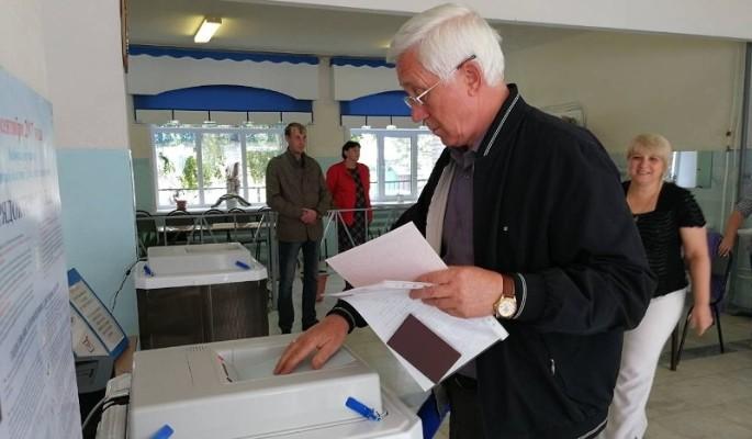 МВД не выявило нарушений на выборах в Саратовской области