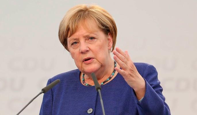 Меркель признала воссоединение Крыма с Россией