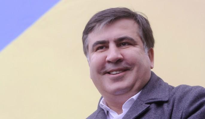 Киев признал беспредел Саакашвили пустяком