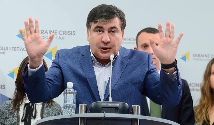 ЦРУ пытается сорвать ЧМ-2018 с помощью Саакашвили