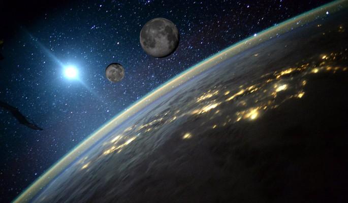 Найден еще один спутник Земли