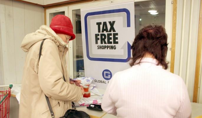 В России заработает система tax free