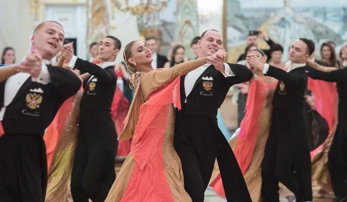 В Царицыно прошел ежегодный Большой Екатерининский Бал