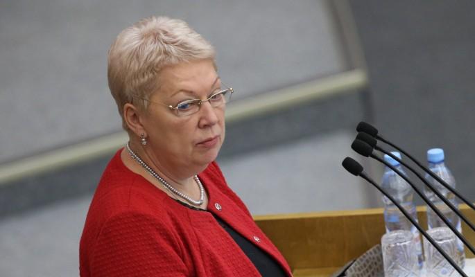 Васильева выступила против платных услуг в школах