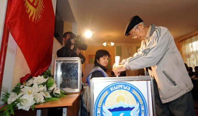 Госдума проследит за выборами президента Киргизии