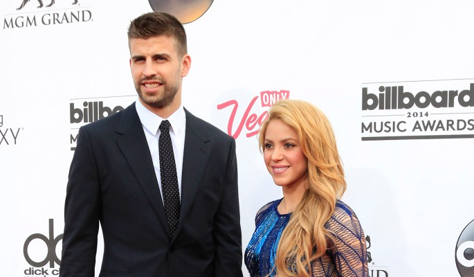 Шакира и Пике расстались после семи лет сожительства
