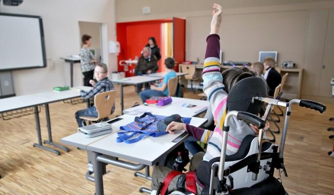 Московским семьям с детьми-инвалидами увеличат соцвыплаты