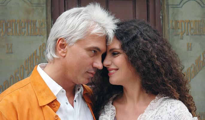 У жены Хворостовского сдали нервы после новости о смерти певца