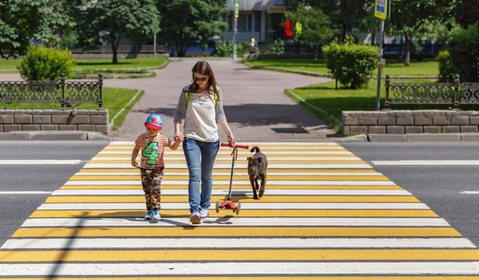 Госдума усилила защиту пешеходов