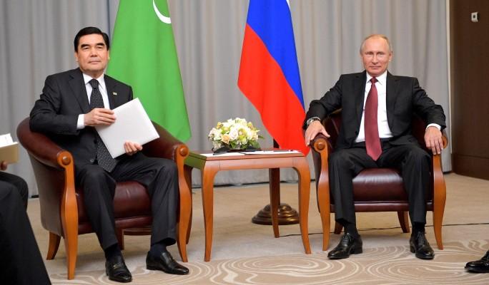 Бердымухамедова оправдали за грубое поведение на встрече с Путиным