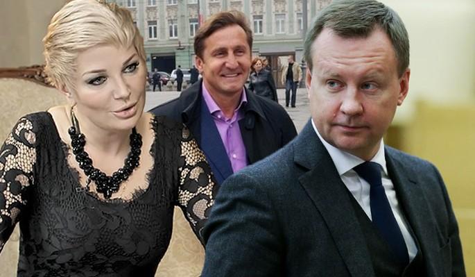 Бывший муж Максаковой сам пришел к следователям из-за убийства Вороненкова