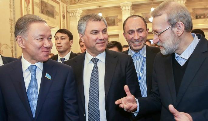 В Петербурге стартует ассамблея Межпарламентского союза