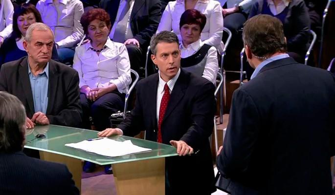 Названы гонорары иностранных экспертов за участие в российских ток ...   400x685