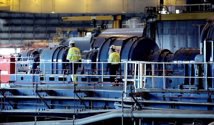 ЕС дал зеленый свет турбинам Siemens в Крыму