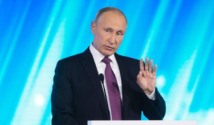 Путин вынес обвинительный приговор Западу