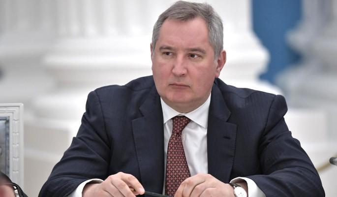В Москве обстреляли квартиру Дмитрия Рогозина