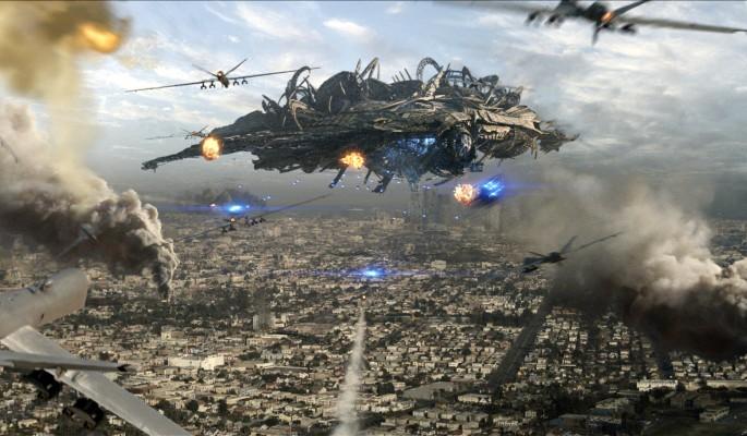 Видео битвы между НЛО и военным дроном США утекло в Сеть