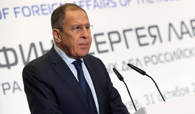 Лавров разгневан притеснением русских на Украине