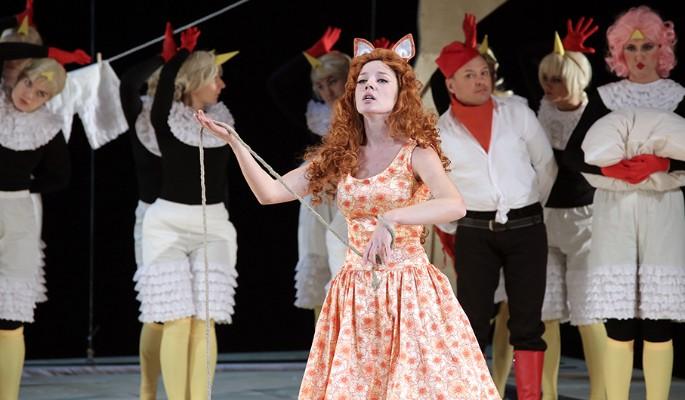 В Театре Сац покажут знаменитый спектакль о похождениях Лисички-плутовки