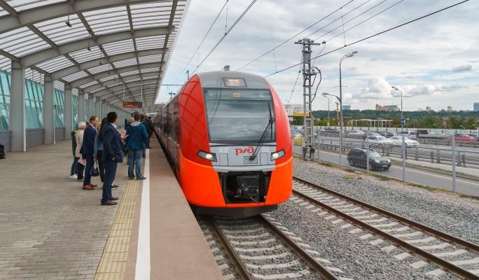 Интеграция метро и МЦК с железной дорогой завершится через год