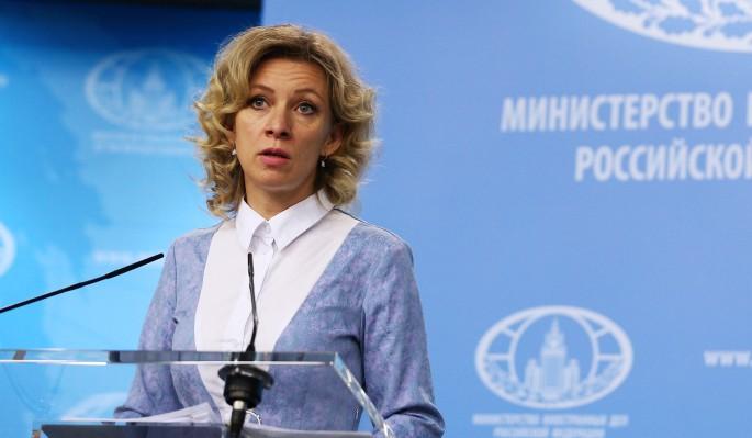 Разъяренная Захарова устроила разнос из-за смерти дипломата